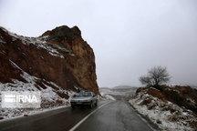 بارش برف در ارتفاعات سمنان پیشبینی شد