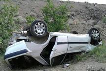 یک نفر در حادثه رانندگی جاده مهاباد - اردستان کشته شد