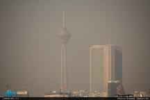 هوای نیمی از روزهای آذر برای تهرانیها مسموم بود