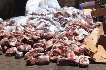 188 تن فرآورده دامی در استان مرکزی معدوم شد