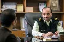 بیش از سه هزار پلیس برای برقراری امنیت درایام نوروز فعال است