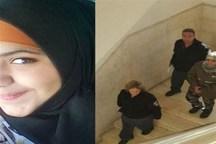 6 سال حبس برای دختر 16 ساله فلسطینی