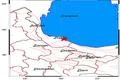 رخداد زلزله  گیلان در محل تقاطع گسل شمال البرز و گسل لاهیجان بود