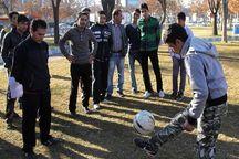 باشگاه ذوبآهن در مناطق محروم طرح استعدادیابی اجرا میکند