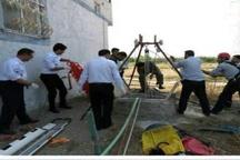 مرگ 2 نفر بر اثر گاز گرفتگی داخل چاه فاضلاب در مازندران