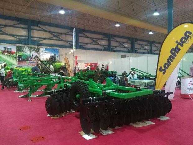 نمایشگاه تخصصی کشاورزی در گرگان آغاز شد