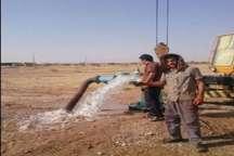 سه حلقه چاه آب شرب در دهلران حفر و تجهیز  می شود