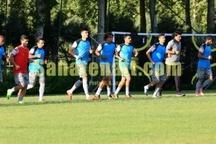 کمالوند برنامه تمرینی تیم فوتبال صنعت نفت آبادان را اعلام کرد