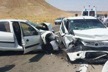 حادثه رانندگی در مه ولات ۲ کشته داشت
