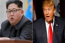 ترامپ: اکنون همه گزینهها در قبال کره شمالی روی میز هستند