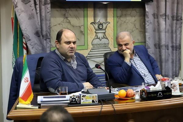 """تهیه برنامه پیشنهادی با موضوع """"شهر هوشمند"""" در شهرداری رشت"""