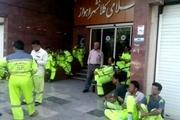 حقوق کارگران معترض شهرداری منطقه 5 اهواز پرداخت می شود