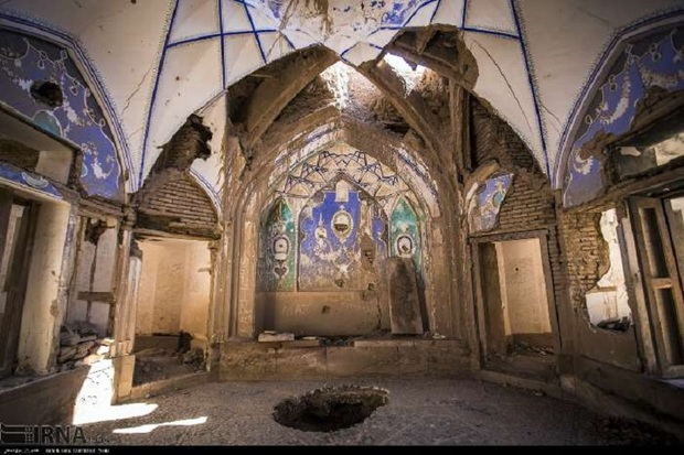 13 بنای تاریخی اردستان بهسازی می شود