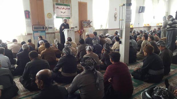 وقف برای ساخت مسجد در آذربایجانغربی اشباع شده است