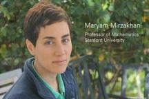 مریم میرزاخانی: بچه که بودم میخواستم نویسنده شوم / برادرم مرا به علم علاقهمند کرد