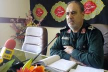 برگزاری اجلاسیه 79 شهید پیشمرگه کرد در مهاباد با حضور سرلشکر باقری