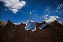 نصب۲۸۵ پنل خورشیدی در مناطق عشایری مازندران