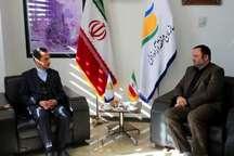 ابرازعلاقه مندی دولت اکراین برای توسعه روابط همه جانبه با ایران
