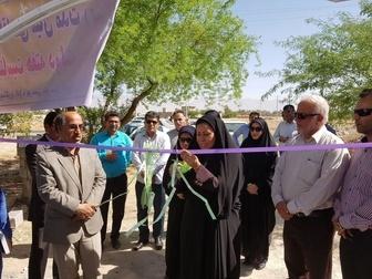 افتتاح دومین کمپ ترک اعتیاد در لامرد فارس