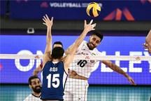 آمار و ارقام  دیدار ایران - ایتالیا