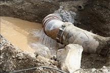 150کیلومتراز شبکه آب روستایی گچساران فرسوده است