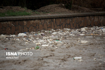 آب گرفتگی معابر و سیلابی شدن مسیرها محتمل است