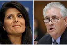 احتمال برکناری وزیر خارجه آمریکا قوت گرفت
