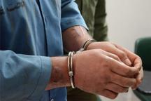 عامل قتل شهروند سیرجانی در کمتر از 72 ساعت دستگیر شد