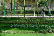احداث بوستان 10 هزار متر مربعی در محله شیخ علی چوپان