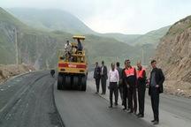 256 کیلومتر از راههای استان اردبیل آسفالت می شود