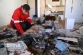 انفجار منزل مسکونی در گلستان شهر بجنورد 5 مصدوم داشت