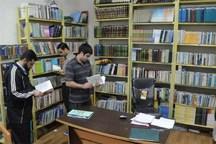 قصرشیرین 2 هزار عضو فعال کتابخانه دارد