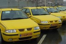 1200 راننده تاکسی درون شهری زنجان بیمه هستند