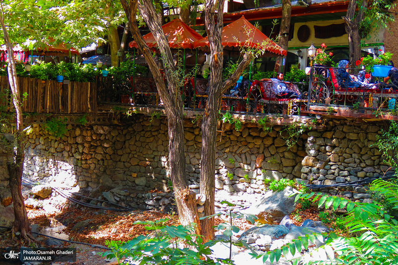 پاییز زیبای «درکه» تهران