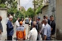 لزوم توجه شهرداری کرج به محله سرحدآباد  ترافیک زیاد، وسایل حمل و نقلِ عمومی کمیاب!