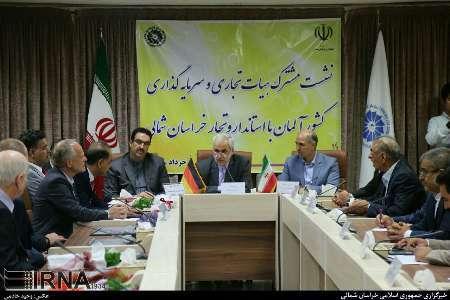 استاندار: خراسان شمالی جذب سرمایه خارجی را نشانه رفته است