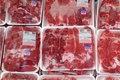 1500 کیلوگرم گوشت سهمیه خارج از شبکه توزیع در شهرکرد کشف شد