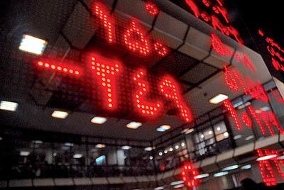تاثیر کاهشی سهام خودروییها و پالایشیها در معاملات امروز بورس