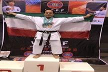 نادر قرایی مدال طلای قهرمانی جهان را کسب کرد