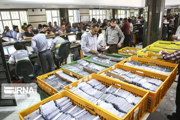 ۶ میلیون مرسوله پستی در استان مرکزی جابهجا شد