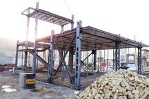 مصالح موردنیاز زلزله زدگان از سنگ شکن های محلی تامین می شود