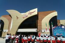 افتتاح نخستین مجتمع فرهنگی و سینمایی هلال سیستان و بلوچستان در زاهدان