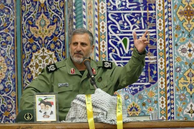 مقاومت مردم ایران توطئه دشمن را خنثی می کند