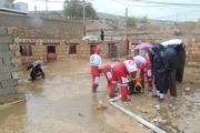5 استان درگیر سیل و آبگرفتگی