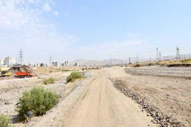 مطالعات زیست محیطی کمربندی شرق قزوین تهیه میشود