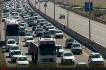 ترافیک نیمه سنگین در آزاد راههای استان زنجان