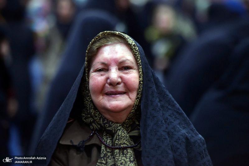 جشن میلاد حضرت زهرا(س) در حرم امام