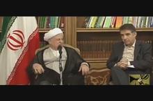 فیلم دیده نشده از سخنان آیت الله هاشمی رفسنجانی در مورد ضرورت پرهیز مسلمانان از نزاع و توهین به مقدسات یکدیگر