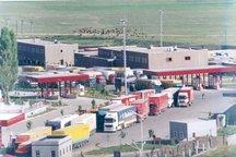 کامیون های ترانزیتی در مرز دوغارون افغانستان سرگردان شده اند