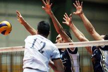تیم خاتم اردکان، لیگ والیبال را با شکست آغاز کرد